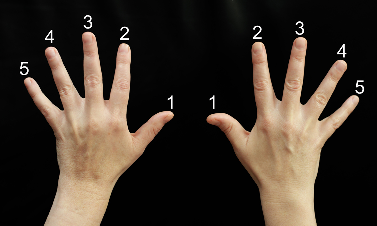Pics fingering