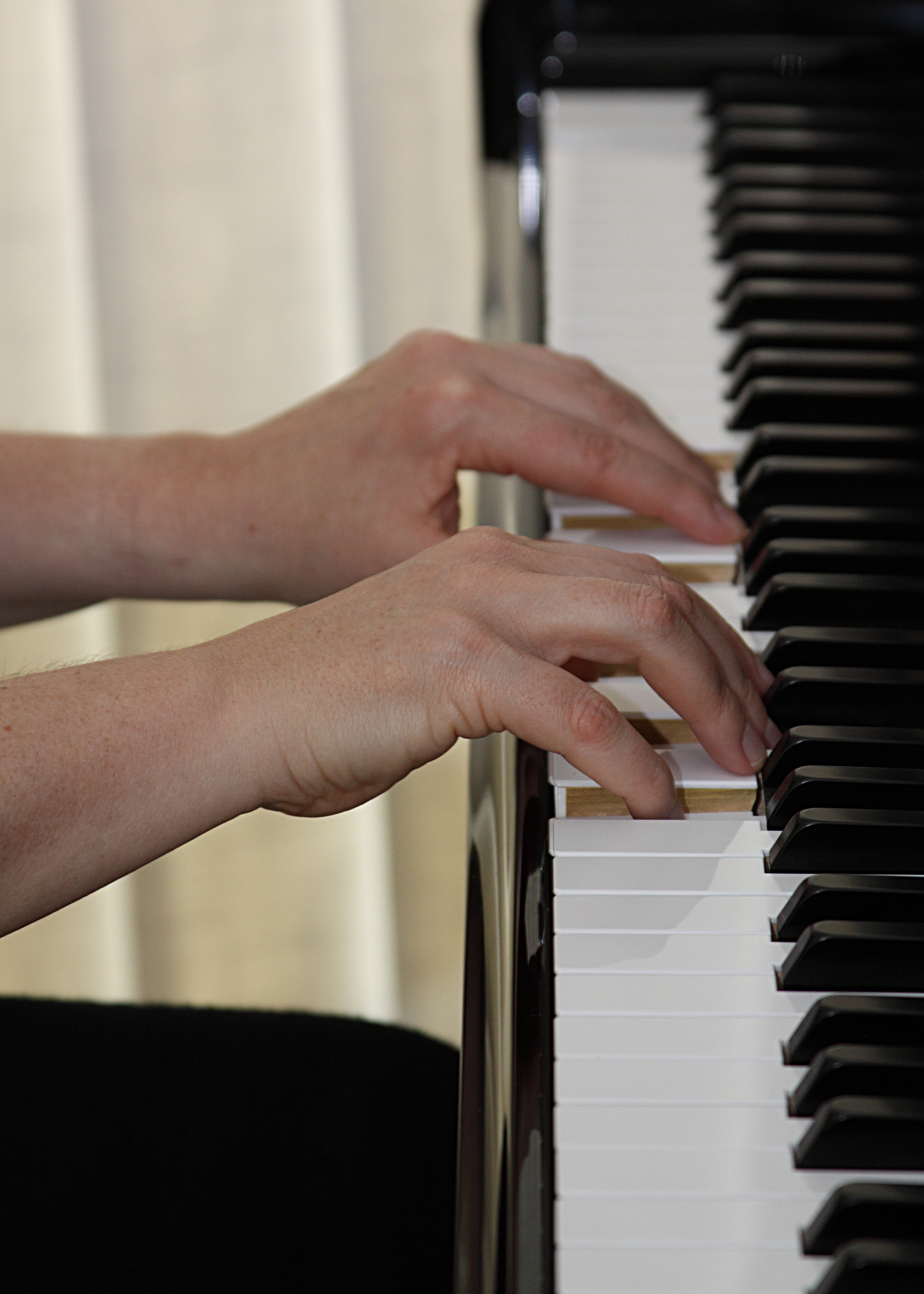 10 points best answer What pieces are required for the piano doctorate?