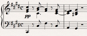 A few thoughts on Chopin's Nocturne No. 20 in C Sharp Minor Op. Posth.
