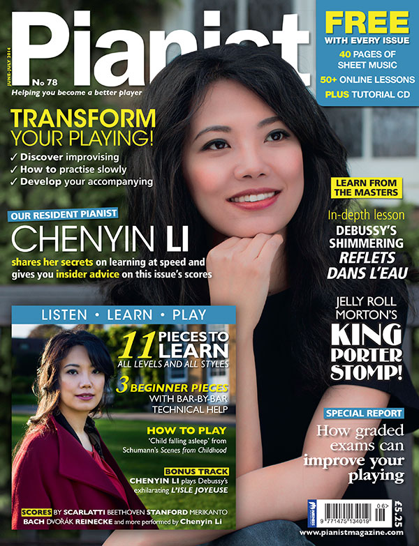 My First Article for Pianist Magazine – Melanie Spanswick