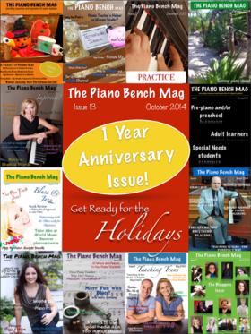Piano Bench Magazine