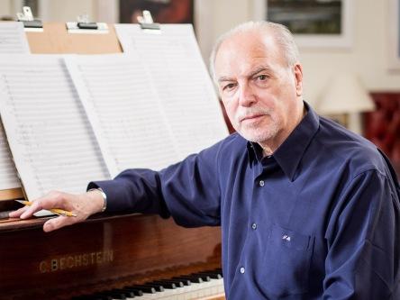 Portrait shoot of John McLeod