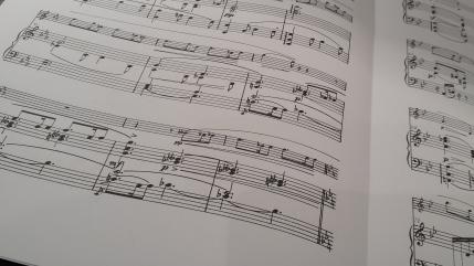 Music flute piano