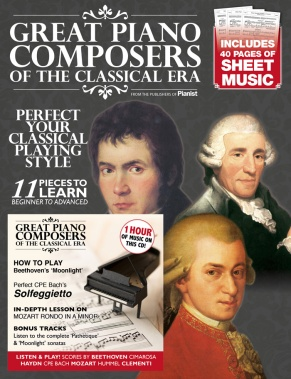 NEW Great Composers