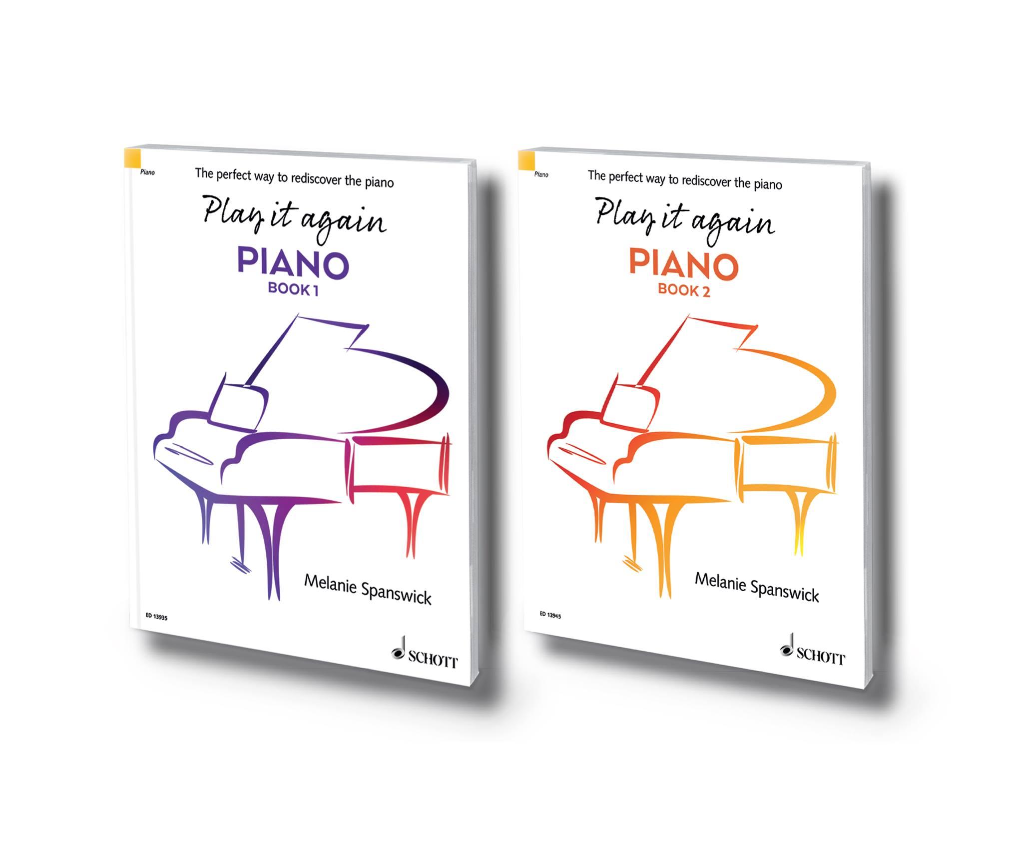 Piano Teachers – Melanie Spanswick