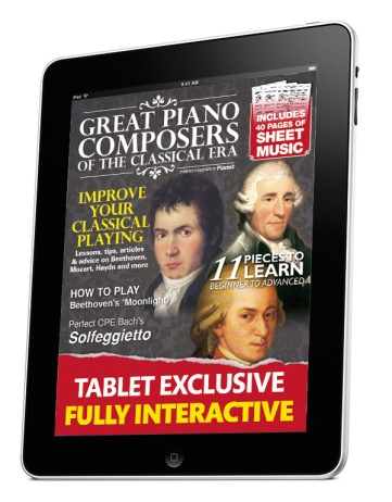 iPad Great Composers