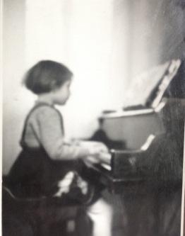 Alicja aged three