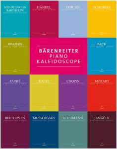 Baerenreiter Kaleidoscope V11 Front