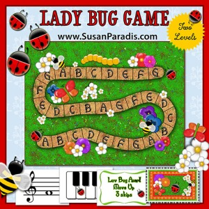 LadyBugGame