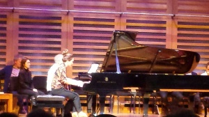Myleene Klass & Peter Fincham play Anitra's Dance Op. 23