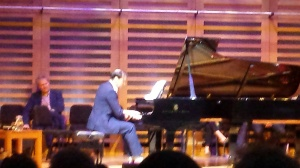 Alistair McGowan plays Grieg's Notturno Op. 54. N0 4