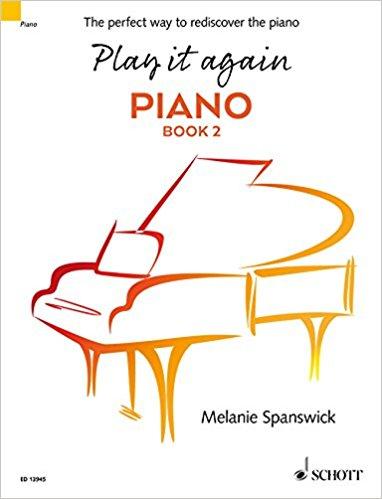 Play it again: PIANO | Melanie Spanswick