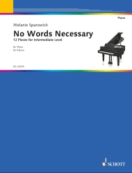 12 Intermediate Piano Pieces for Students from Grade 3 - 6 level, published by Schott Music