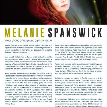 Melanie Spanswick – The Classical Piano & Music Education Blog